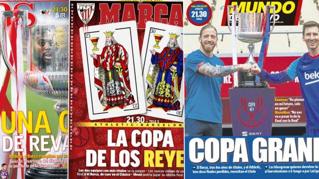 """""""Puchar Królów"""". W Hiszpanii finał, który """"wyznaczy przyszłość Messiego"""""""