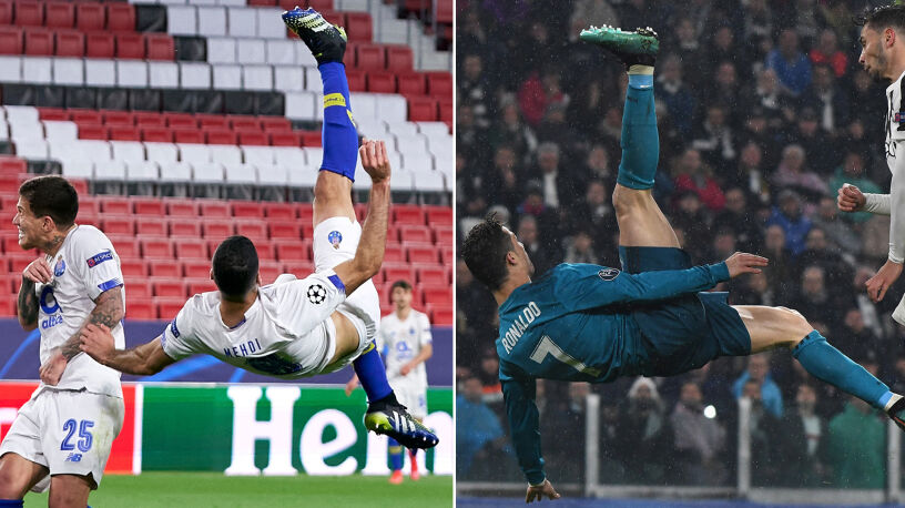 Irański rekordzista ze strzałem jak Ronaldo