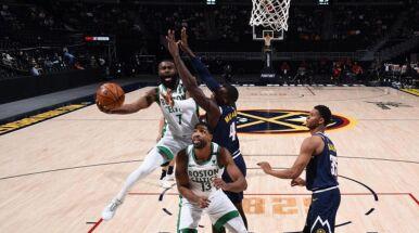 Metamorfoza w czwartej kwarcie. Wspaniałe zwycięstwo Celtics