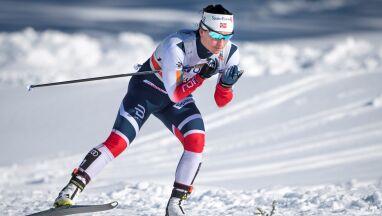 Nowy sportowy cel Marit Bjoergen.
