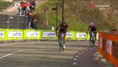 Atak Niewiadomej na ostatnim podjeździe na Caubergu w Amstel Gold Race kobiet