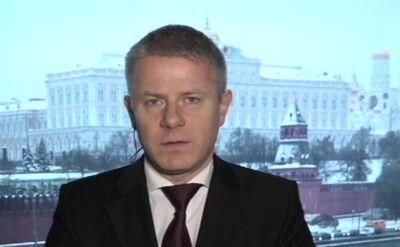 Andrzej Zaucha o reakcji Moskwy na atak zachodniej koalicji w Syrii