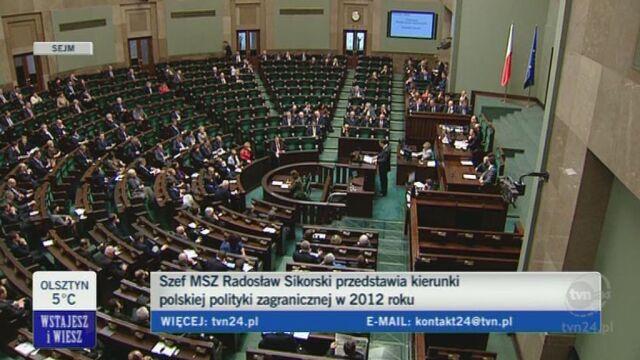 Szef MSZ o Białorusi (TVN24)