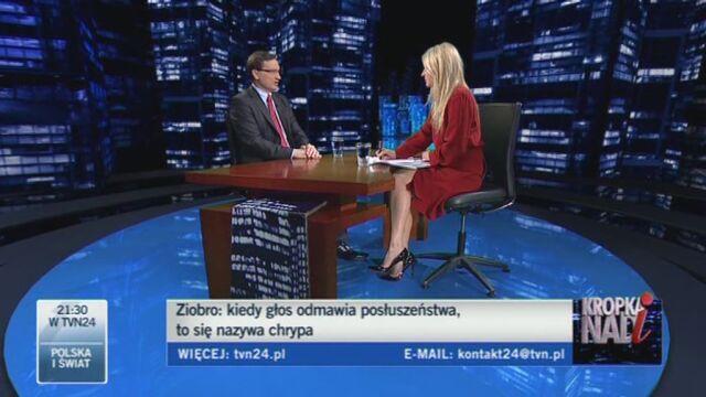 Zbigniew Ziobro o