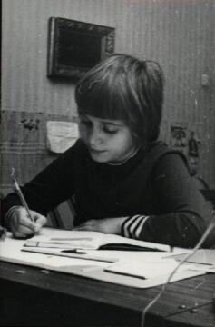 Grzegorz Schetyna jako pilny uczeń