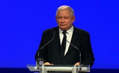 Prezes PiS: wielkim zadaniem odwrócenie biegu wydarzeń w Europie