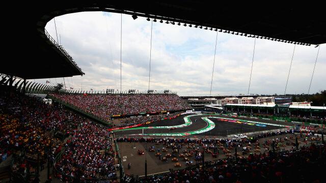 Na tym torze Kubica jeszcze się nie ścigał. Grand Prix Meksyku w niedzielę