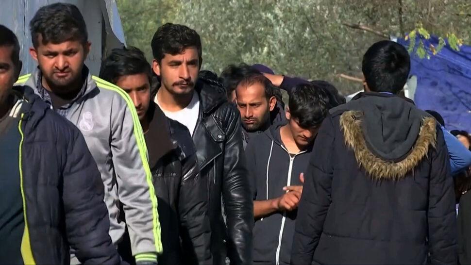 Katastrofalna sytuacja w obozie dla uchodźców w Bośni