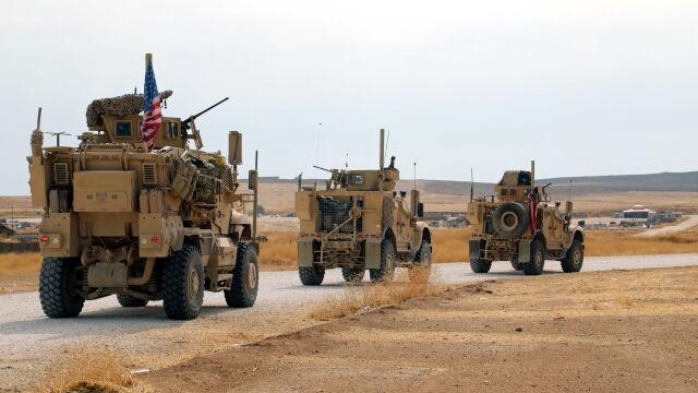 Reuters: amerykańscy żołnierze wychodzą z Syrii