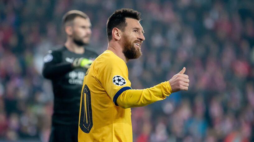 Barcelona ułatwia zadanie Interowi. Messiego do Mediolanu nie zabiera