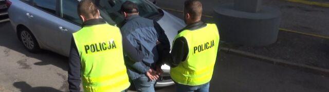 Szukali uprowadzonego mężczyzny. Aplikacja  w jego telefonie doprowadziła ich do notariusza