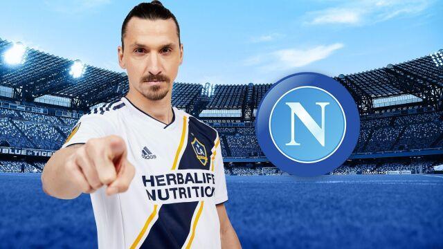 """La Gazzetta dello Sport"": Ibrahimovicia i Napoli różni istotna kwestia"