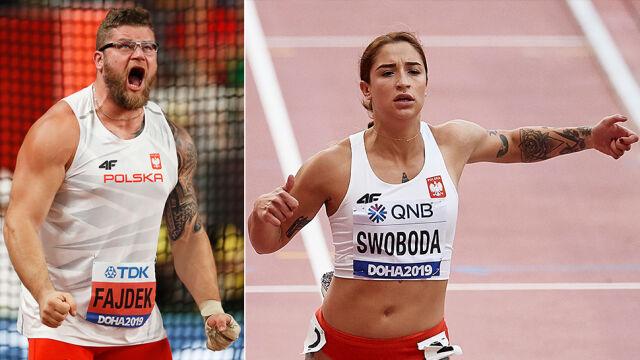Polscy lekkoatleci w finale europejskiego plebiscytu