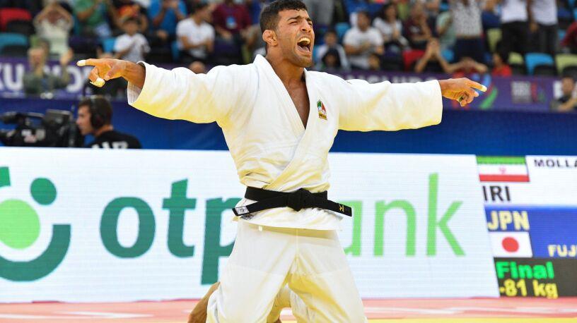 Nakłaniany do porażki irański judoka zmienił barwy narodowe