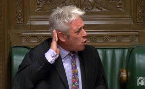 Izba Gmin nie będzie w poniedziałek głosować nad umową z UE