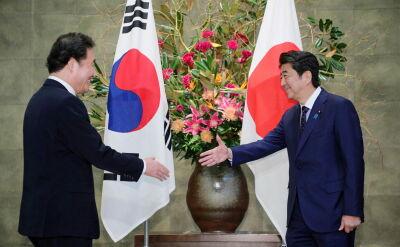 Spotkanie premierów Japonii i Korei Południowej nie przyniosło przełomu