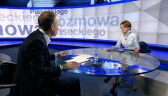 """Jadwiga Emilewicz w """"Rozmowie Piaseckiego"""" o Marianie Banasiu"""