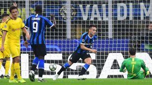 Inter wrócił do gry. Borussia pokonana