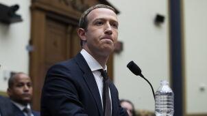 Zuckerberg przed Kongresem. Miał problemy z odpowiedzią na pytania