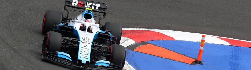 Kubica wolny na pierwszym treningu. Williams ma problem z drugim kierowcą