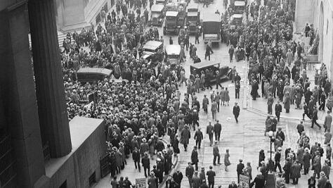 90 lat temu doszło do jednej z największych katastrof gospodarczych w historii