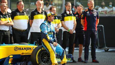 Fernando Alonso będzie jeździł z metalowymi płytkami w szczęce