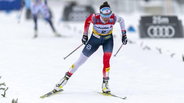 Zwycięstwo Weng na zakończenie sezonu biegów narciarskich