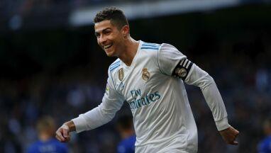 Hiszpanie o możliwym powrocie Ronaldo do Realu.