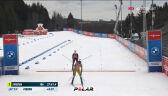 Szwecja wygrała pojedynczą sztafetę mieszaną w Novym Mescie