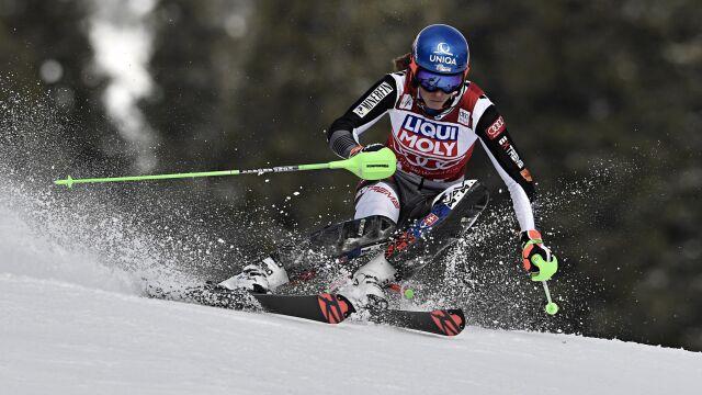 Słowacka alpejka bliżej Kryształowej Kuli. Walka będzie trwała do ostatnich zawodów