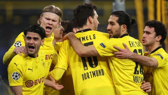 Emocje tylko w pierwszej połowie. Borussia wyeliminowała Sevillę
