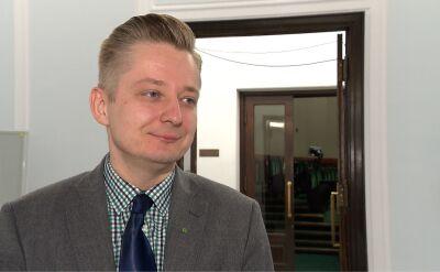 Stefaniak: mam wrażenie, że Ziobro boi się Kaczyńskiego