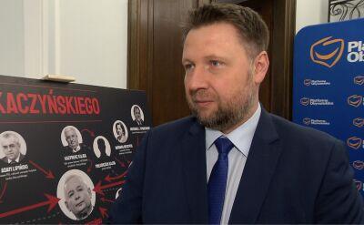 Kierwiński: prezes PiS czuje się całkowicie bezkarny