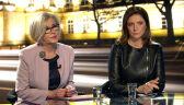 """Marzena Machałek i Joanna Mucha w """"Faktach po Faktach"""" o strajku nauczycieli"""