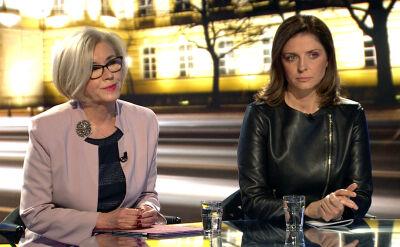 """Marzena Machałek i Joanna Mucha w """"Faktach po Faktach"""". Cała rozmowa"""