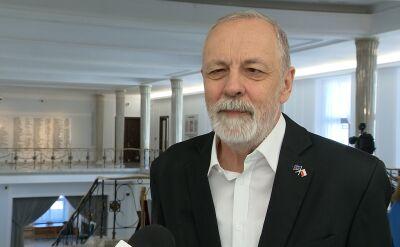 Rafał Grupiński o strajku nauczycieli