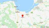 Do pożaru doszło w pobliżu Malborka