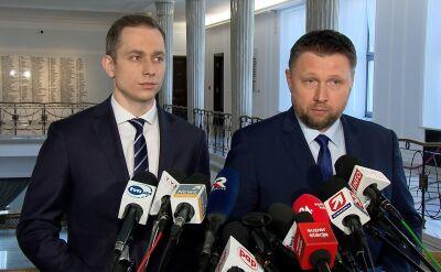 Kierwiński o decyzji prokuratury ws. oświadczeń majątkowych Kaczyńskiego