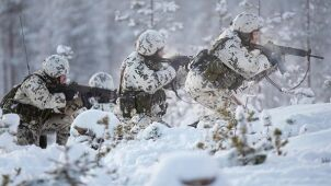 Finowie opracowali nową minę skaczącą. Omija międzynarodowy zakaz