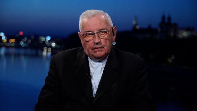 Biskup Pieronek: każde złamanie konstytucji przez jej stróży jest łajdactwem