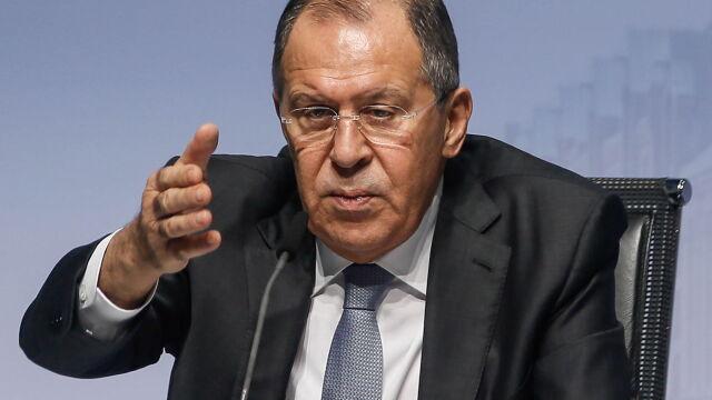 MSZ Rosji wystosowało do USA notę protestacyjną.