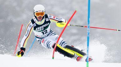 Wrócił na podium po latach. Linus Strasser wygrał slalom w Zagrzebiu