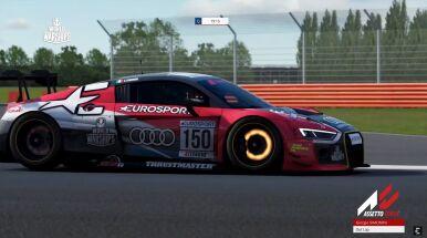 Dwa słynne tory, dwa ważne wyścigi. Nadchodzą finały Audi Eurosport eRacing