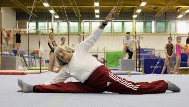 100 lat mistrzyni olimpijskiej.