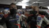 Michał Goczał i Szymon Gospodarczyk po 4. etapie Rajdu Dakar 2021