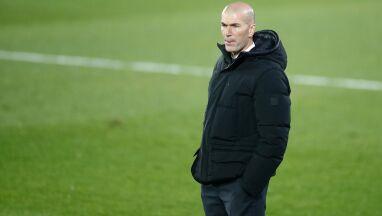 Media: Zidane w izolacji, nie poprowadził treningu