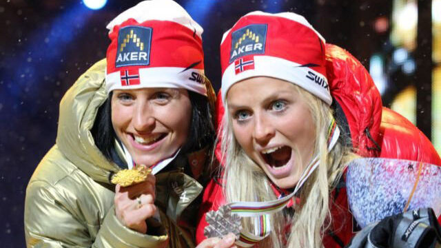 """Johaug wraca po dopingu. W """"pojedynku gigantów"""" zmierzy się z Bjoergen"""