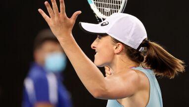 Świątek tańczy w Australian Open. Fantastyczna seria i awans Polki do 1/8 finału