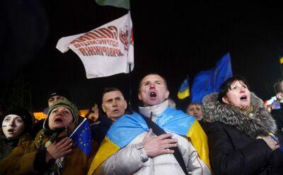 Ukraińcy chcą zbliżenia do UE