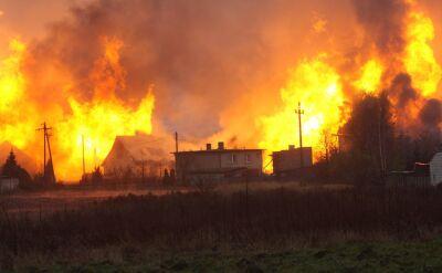 Winnymi tragedi w Jankowie Przygodzkim osoby pracujące przy gazociągu?